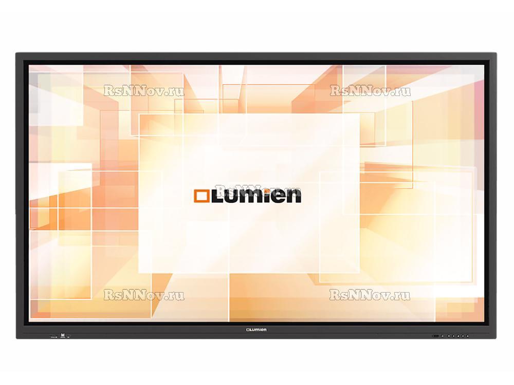 Новое поступление и скидки на популярную интерактивную панель Lumien 65 дюймов