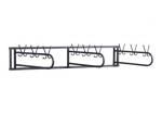 Вешалка настенная 18 крючков