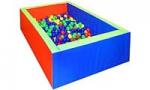 Бассейн прямоугольный (100x90) (трансформируется в маты)
