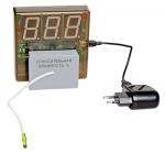 Датчик влажности воздуха с независимой индикацией (гигрометр демонстрационный)