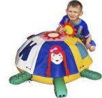 Детская Черепаха дидактическая со съёмными чехлами