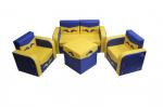 Детская игровая мебель «Дельфинчик»