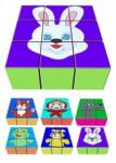 Детские игровые кубики с аппликацией