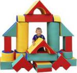Детский игровой конструктор (18 единиц)