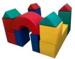 Детский игровой конструктор «Крепость»