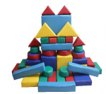 Детский игровой конструктор «Трансформер» (17 единиц)