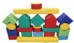 Детский игровой конструктор «Юный строитель 20»