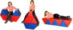 Детский игровой «Крокодил-трансформер»