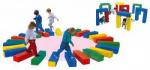 Детский игровой набор «Бревна»