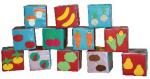 Детский игровой набор «Фрукты-овощи»