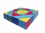 """Детский игровой набор """"Кубик-мозаика"""""""