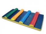 Детский игровой набор «Мат с роликами»