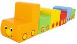 Детский игровой «Поезд» (6 элементов)