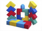 """Детский строительный модуль """"Ступеньки"""""""