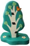 Дидактическое дерево с птичкой (большое)