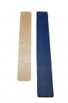 Доска наклонная навесная 2,5м(брус 2,5х0,24м)