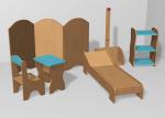 Игровая мебель Поликлиника