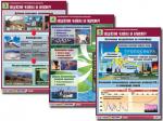 """Комплект таблиц по географии """"Геоэкология и природопользование"""" (8 табл., формат А1, лам.)"""