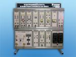 """Комплект учебно-лабораторного оборудования """"Электробезопасность в электроустановках"""" настольное исполнение"""