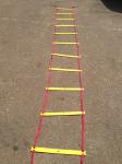 Лестница координационная (12ступеней,51х540см)