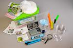 Набор для оценки чистоты воздуха методом биоиндикации