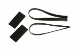Накладка рифлёная для лыжи (резина)