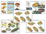 """Плакаты ПРОФТЕХ """"Приготовление и подача кулинарных блюд и мучных изделий"""" (15 пл, винил, 70х100)"""