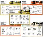 """Плакаты ПРОФТЕХ """"Средства измерения"""" (9 пл, винил, 70х100)"""