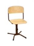 Школьный стул регулируемый по высоте. (р.гр.№4-6)