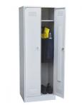 Шкаф для одежды двухстворчатый разборный 500х800х1750
