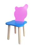 Стул Джери (розово-голубой)