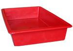 Выдвижной пластмассовый ящик для стола 614РН