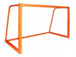 Ворота для футбола 1,0х0,6х0,5м (детские, без сетки, 1 шт) - цельносварные