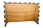 Ворота для гандбола и минифутбола (3,0х2,0х1,0м проф.труба 80х40мм) без сетки