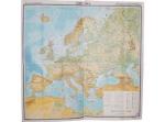 """Учебная карта """"Карта океанов"""" (матовое, 1-стороннее лам.)"""